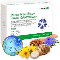 Жайждест Натурал Тяньши - продукт для улучшения пищеварения 2
