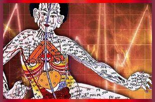 как поддержать здоровье органов на инных меридианах рук 1