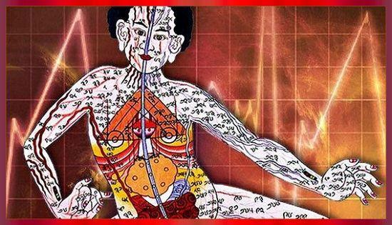как поддержать здоровье на инных меридианах рук